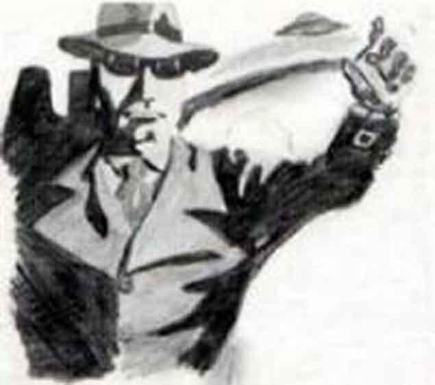 Los extraños silenciadores de los testigos OVNI, Los Hombres de Negro