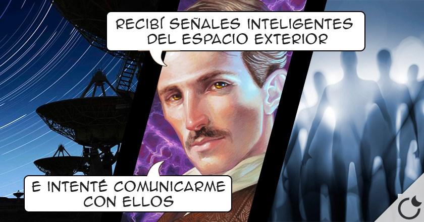 Resultado de imagen de TESLA intentó comunicarse con EXTRATERRESTRES ¿LO CONSIGUIÓ? ¿SILENCIADO?