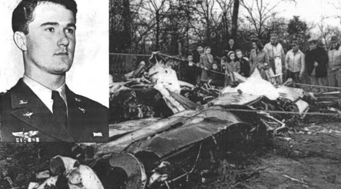 El 1er piloto DERRIBADO por un OVNI REAL: Thomas Mantell