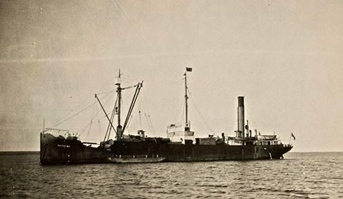 Baychimo, un buque con vida propia