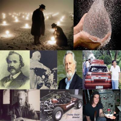 Inventores De Motores De Agua Asesinados O Encarcelados