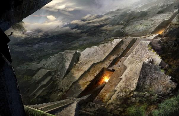 Estructuras Anunnaki antes del diluvio: La 200.000 años de edad antigua de la ciudad en África