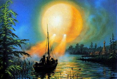 Avistamientos de OVNIs en el siglo 17