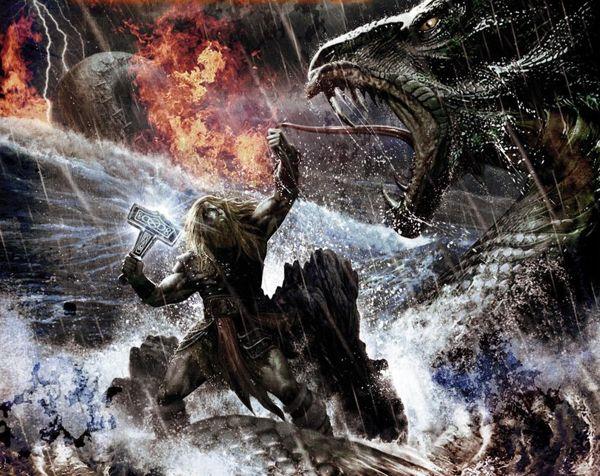 La serpiente, el factor común de los mitos de la antigüedad
