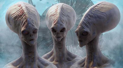 6 especies alienígenas que actualmente luchan por el control de la Tierra