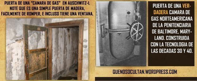 La mentira del holocausto nazi: Auschwitz