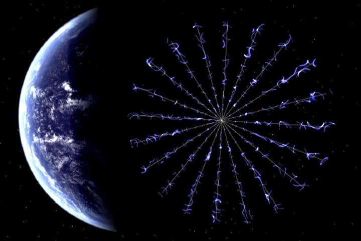 Este es el sistema de «propulsión a vela» que permitirá navegar hasta la frontera del Sistema Solar en solo 10 años