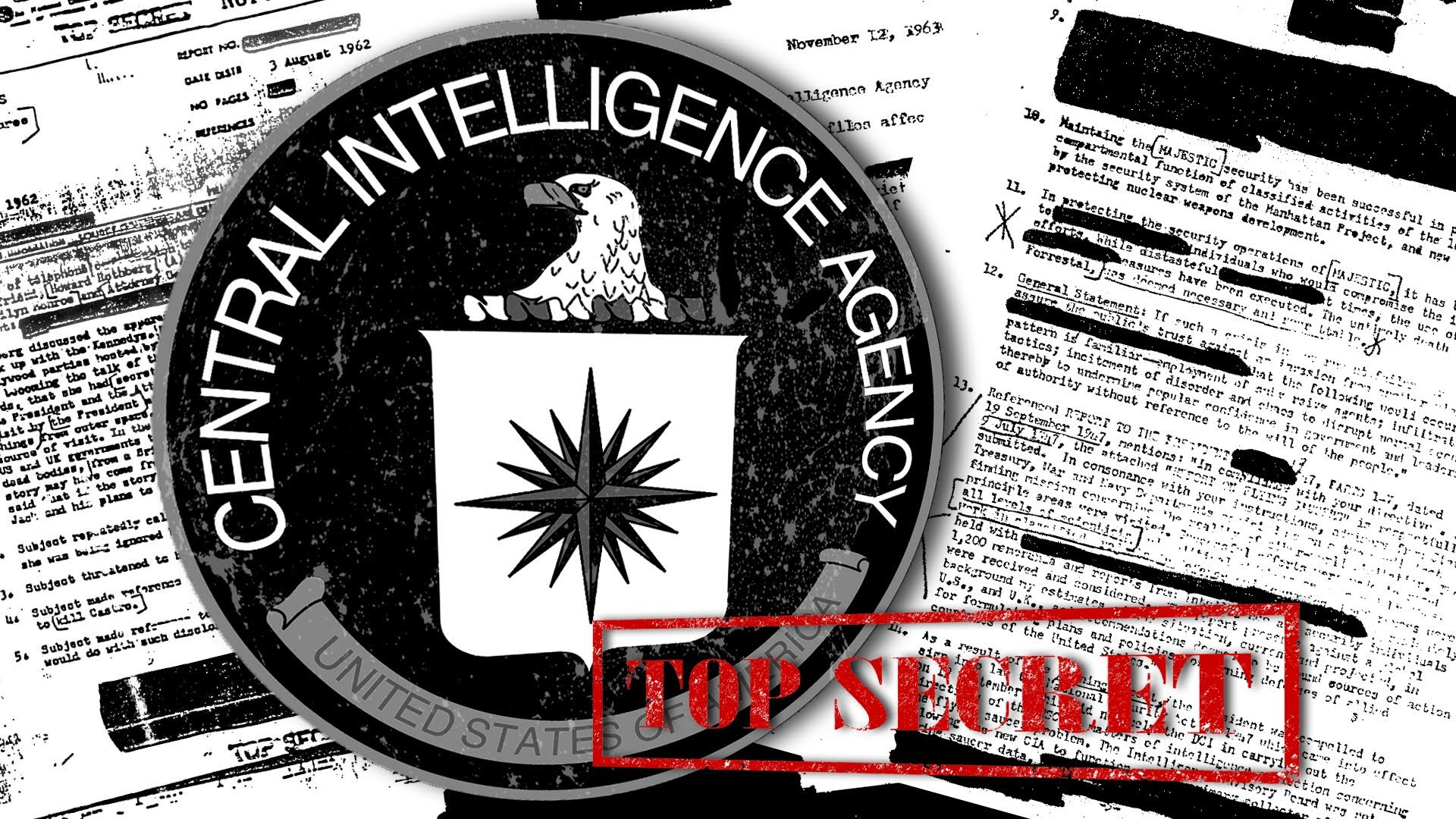 Los tenebrosos experimentos de control cerebral de la CIA