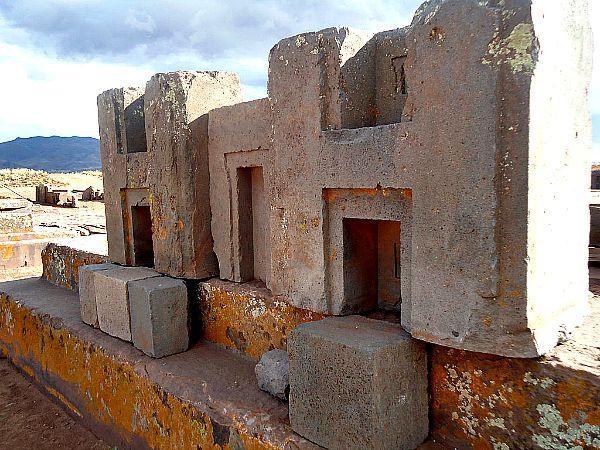 ¿GIGANTES contruyeron tiahuanaco?¿TECNOLOGÍA DESCONOCIDA? Los humanos NO PUDIERON SER