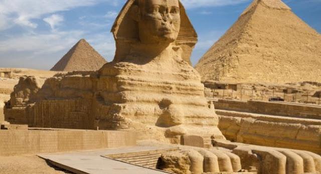 NOTICIAS: Fósiles sugieren que las pirámides de Egipto estuvieron sumergidas bajo el agua de mar
