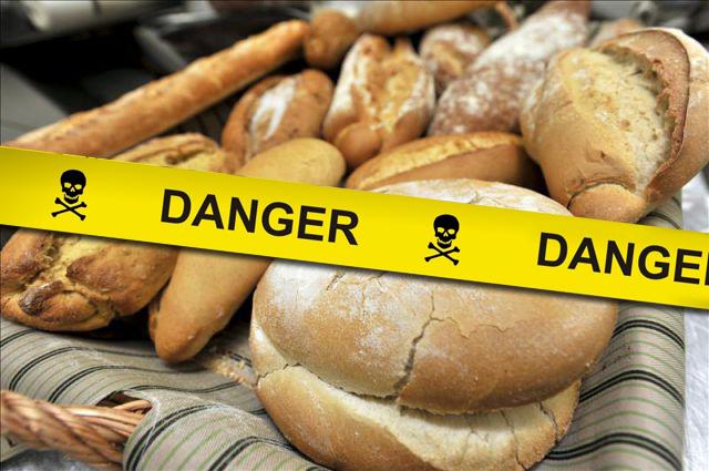 Cómo tu pan puede estar matandote