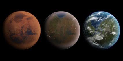 Plan para terraformar Marte