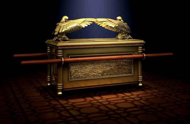 El Arca de la Alianza: la batería de Dios
