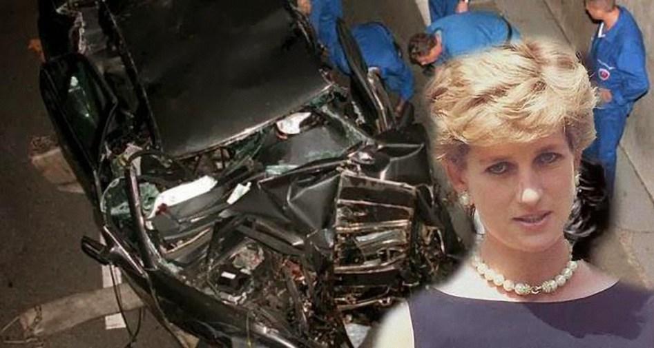La muerte de Lady Di