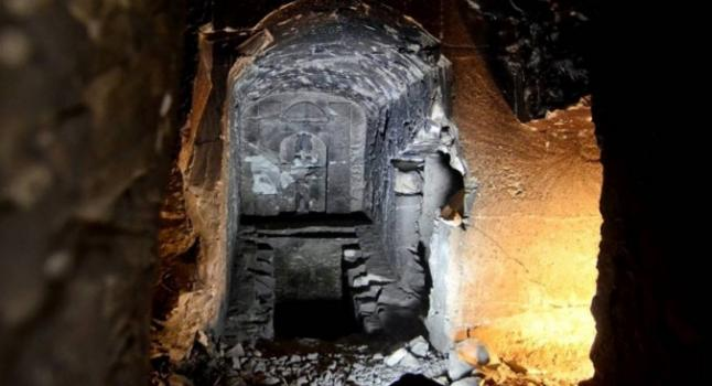 Encuentran tumba similar a la del dios Osiris en Egipto