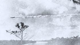 Documento de la CIA expone el caso de un avistamiento OVNI sobre Barcelona