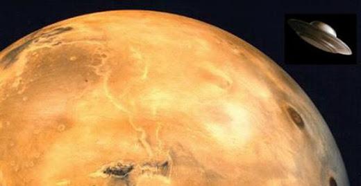 Evidencias de la NASA: naves extraterrestres patrullan los planetas