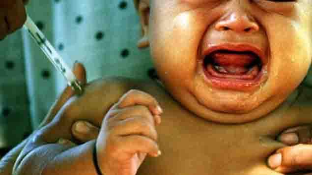 Estudio revela que las vacunas nos están envenenando a nuestros hijos/sobrinos/