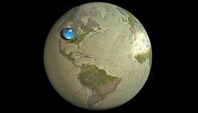 Revelan la fecha en la que se terminará el agua potable en la Tierra