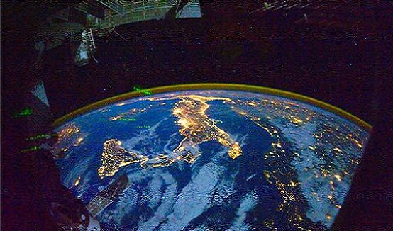 ENIGMA: ¿La tierra se está haciendo más grande cada día?