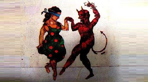 La muchacha que bailó con el Diablo