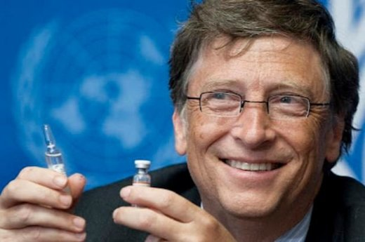 La OMS está financiada por farmacéuticas y multimillonarios como Bill Gates (Microsoft)