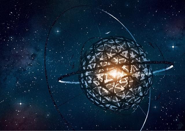 La estrella con posible megaestructura extraterrestre disminuye de repente su brillo sin explicación