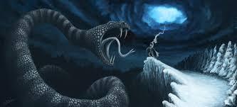 """La Aterradora """"Serpiente Marina"""" De Madagascar"""