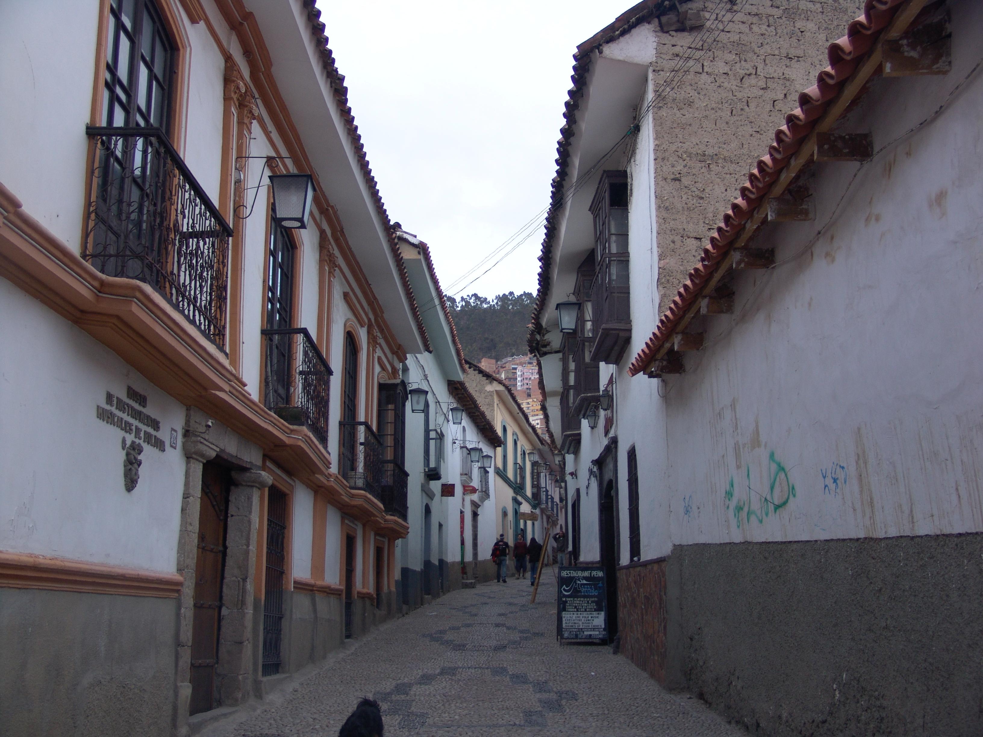 Leyenda de la calle Jaén