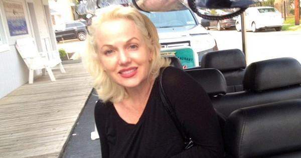 Esta mujer dice que ella es la hija de Marilyn Monroe y Kennedy.