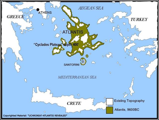 La Atlántida Descubierta?… El Relato de Platón Estaba Basado en un Lugar Real