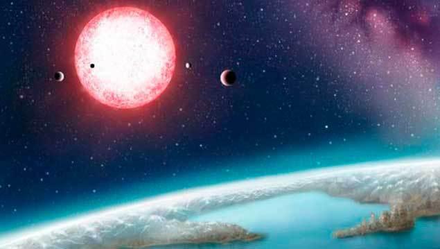 """Investigadores encuentran Un planeta """"Clonado"""" A La Tierra"""