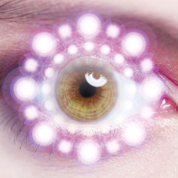 El último invento de la ciencia: Una luz que tiene el efecto de una droga