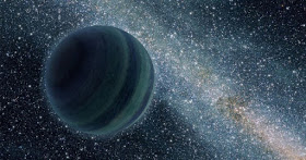 1000 millones de cometas serían expulsados hacia la tierra por NibiruLos científico…