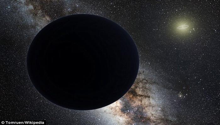 Astrónomos descubren un misterioso Planeta lo llaman Niku