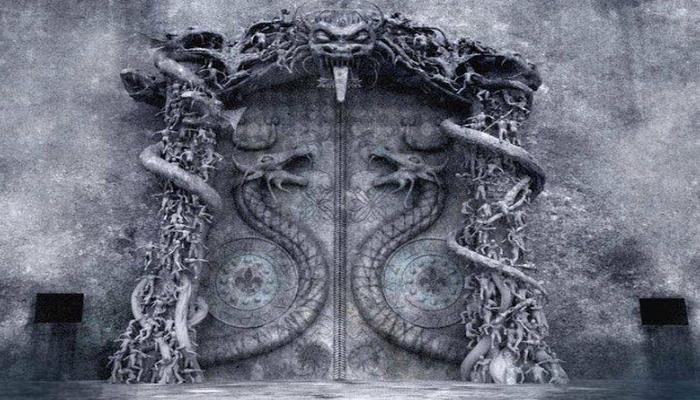El misterio de la última puerta del templo Padmanabhaswamy que se encuentra en la India.