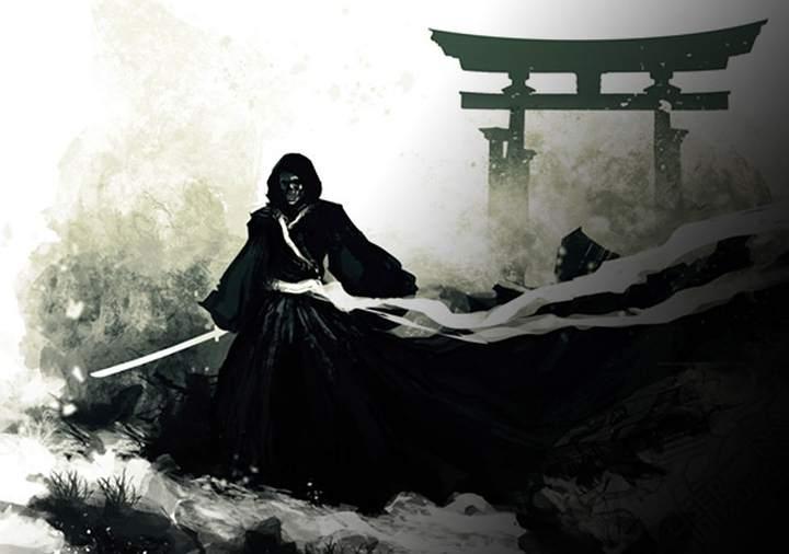 Shinigami: Los dioses de la muerte del folklore japonés