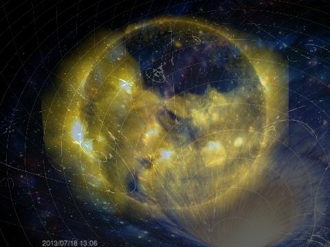 ¿La NASA Planea Un Viaje Interestelar Usando Un Agujero de Gusano Solar?
