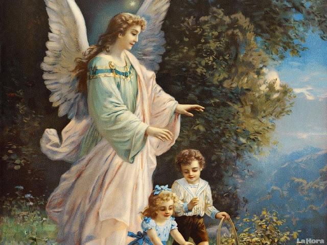 EL ANGEL protector SEGUN TU SIGNO del zodiaco