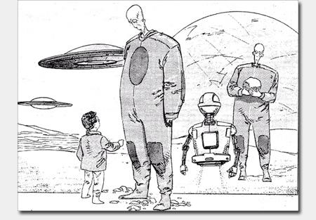 """El Misterio De Los """"Extraterrestres Gigantes"""""""
