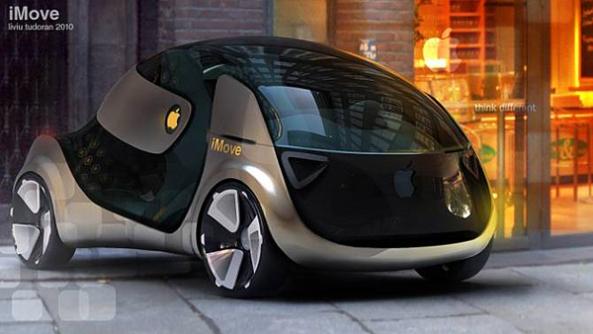 011 - Apple se pasa al mercado del automovil