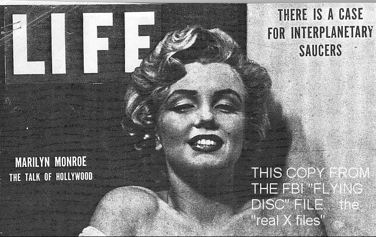 Una extraña portada del rotativo LIFE. Corría el día 7 de abril del año 1952.