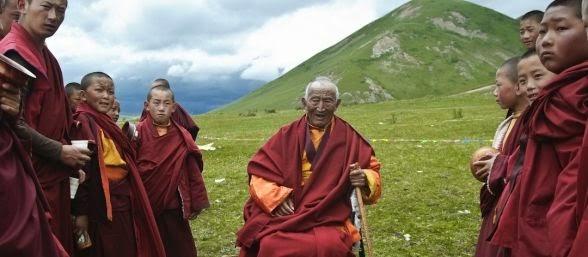 Los tibetanos están relacionados con una especie humana extinta