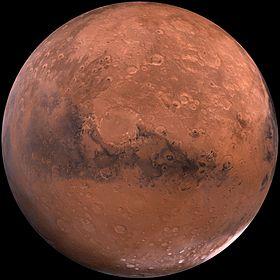 Marte puede albergar vida Un Hallazgo en Reino Unido sugiere que si