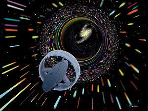 Siete formas futuristas de viajar a las estrellas