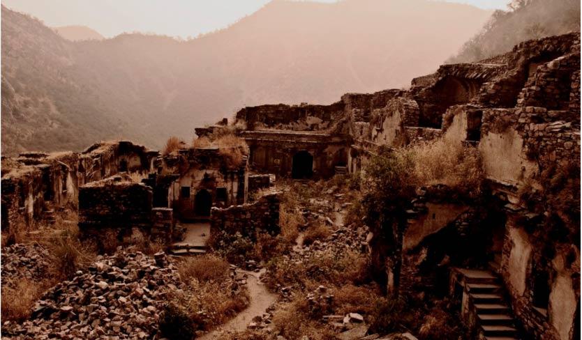 La ciudad fantasma de Bhangarh y la maldición del hombre santo