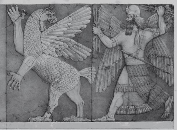 Enuma Elis the Epic of Creation - Épicas batallas cósmicas y las fuerzas de la creación y la destrucción de los sistemas de creencias de todo el mundo