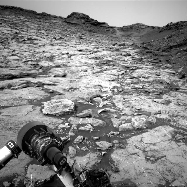 Quienes Excavan en Marte?