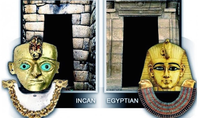 Las 15 enigmáticas similitudes entre AMÉRICA y EGIPTO ¿Es solo una mera coincidencia?