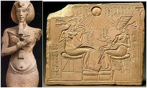 Faraones egipcios: Híbridos extraterrestres?